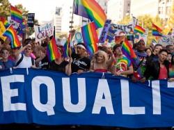 Australian Senate Passes Gay Marriage Bill Honour The Will Of Australians