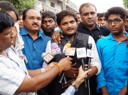 Hardik Patel Sought Block Roads If Arrested Before India Sa Odi