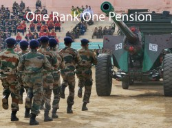 Ex Servicemen Will Get Orop Dues Before Holi