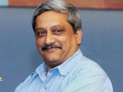 Acres Defence Land Encroached Parrikar