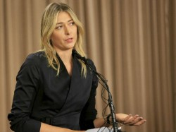 Maria Sharapova Be Replaced From Olympic Roster If Ineligible