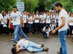 Ragging Horror In Kolkata Student Stripped Paraded Naked
