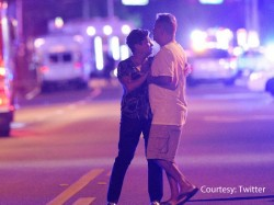 In Pics Orlando Mass Shooting Tragedy Shaken Orlando Deals With Attack