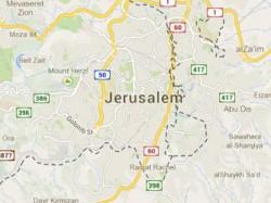 Palestinian Stabs Israeli Girl Shot Dead