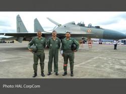 Sukhoi Pilot Dedicates Brahmos Mission Late Wife