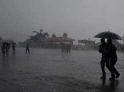 Monsoon Arrives In First Week Of June South India To Have Normal Rainfall