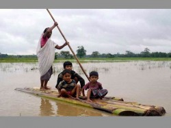 How Floods Have Robbed Millions Indian Children Food Shelte