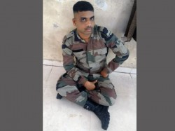 Another Army Imposter Held Following Intelligence Tip Off