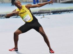 Usain Bolt To Run 100 4100 Relay In Final World Championships