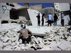 Russia Reduce Involvement Syria