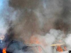 Iranians Among 7 Dead Twin Attacks South Iraq