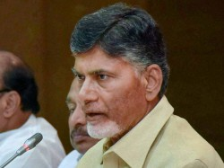 No Alternative But To Welcome Centres Announcement Chandrababu Naidu