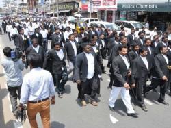 Delhi Lawyers Strike Leaves Judiciary Paralysed