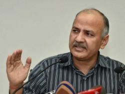Skill India Campaign Sisodia Takes Potshots At Centre