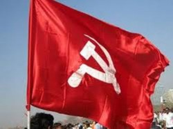 Left Organisations Protest State Capitals Against Modi Govt On May