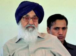 Sc Hear Contempt Plea Against Badals On Syl