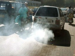 Delhi Air Pollution Resumes National Capital Enters Red Zone