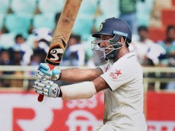 Anil Kumble Advise Me Work On Intent Cheteshwar Pujara