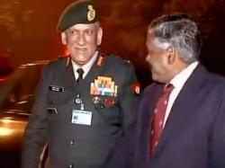 Lt Gen Rawat Has Tremendous Hands On Experience Serving Combat Areas