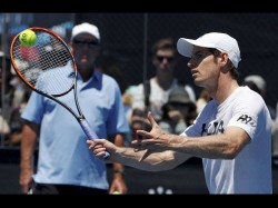 Australian Open Top Seed Andy Murray Stunned Byunseeded Mischa Zverev In Fourth Round