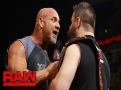 Wwe Kevin Owens Considers Goldberg As His Enemy