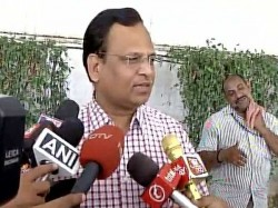 Ex Lg S Nepotism Charges Based On Lies Satyendra Jain