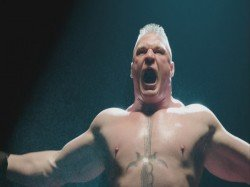 Wwe Brock Lesnar Make Surprise Appearance On Raw This Week