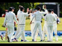 New Zealand Pacers Restrict Bangladesh To