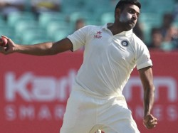 It Was Delight Bowl The Second Innings R Ashwin