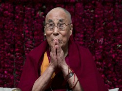 Dalai Lama Arrives Ap Capital On Two Day Visit
