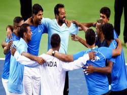 Davis Cup Yuki Bhambri Wins Fifth Match As India Beats New Zealand
