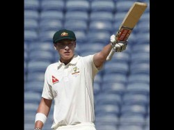 India Vs Australia 1st Test Match Report Day 1 From Pune