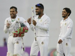 Bangladesh Announce 15 Man Squad One Off India Test Hyderabad