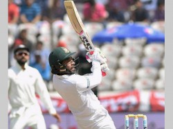 One Off India Vs Bangladesh Test Day 3 Report From Hyderabad