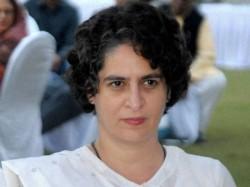 Priyanka Gandhi Admitted To Hospital