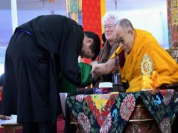 Tibetan Pm Wishes Donald Trump Supports Issues Tibet