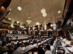 Unprecedented Dmk Calls Panneerselvam Self Respecting Lion In Assembly