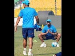 Virat Kohli Is Learning Captaincy Tricks From Vastly Experienced Ms Dhoni