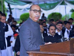 Abdul Basit S Remarks Interference Our Internal Affairs India