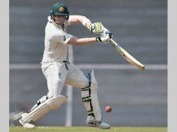 Practice Game Day 1 Australia Captain Steve Smith Starts India Tour With Century