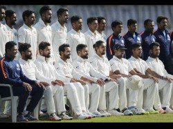 India Squad Test Series Against Australia Be Picked On February