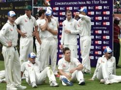 Cricket Australia Applauds Steve Smith His Men Efforts India Test Series