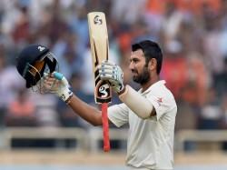 India Vs Australia Cheteshwar Pujara Criticised On Twitter Slow Batting
