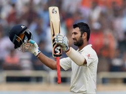 India Vs Australia Sachin Tendulkar Hails Silent Warrior Cheteshwar Pujara