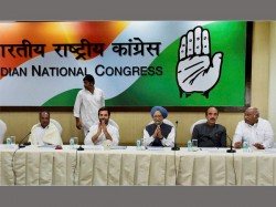 To Beat Modi Congress Proposes Grand Alliance For