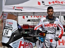 Rally Rider Cs Santosh Draws Inspiration From Sachin Tendulkar Mike Tyson