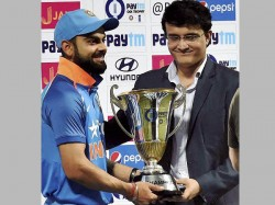 Virat Kohli S Record Better Than Sachin Tendulkar Says Sourav Ganguly