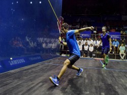 Indian Squash Player Saurav Ghosal Enters Montreal Open Semis