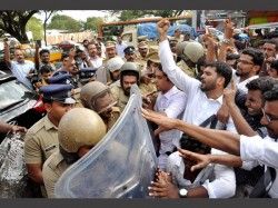 Kochi Moral Policing Police Knew Of Shiv Sena S Plans But Failed To Act