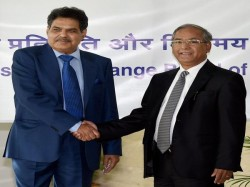 Ajay Tyagi Replaces U K Sinha As Sebi Chairman
